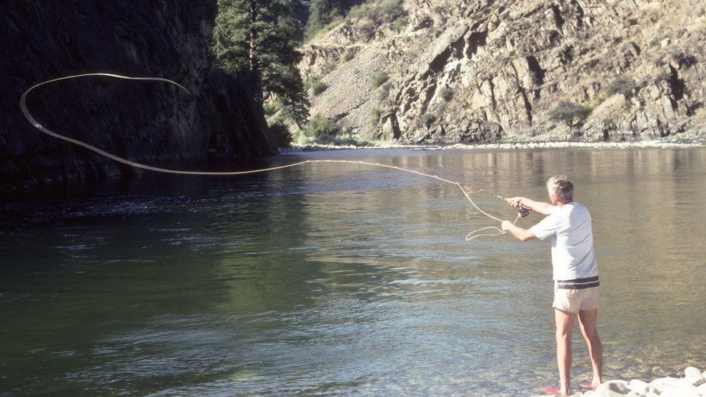 Best time to fly fish Idaho's Middle Fork Salmon River