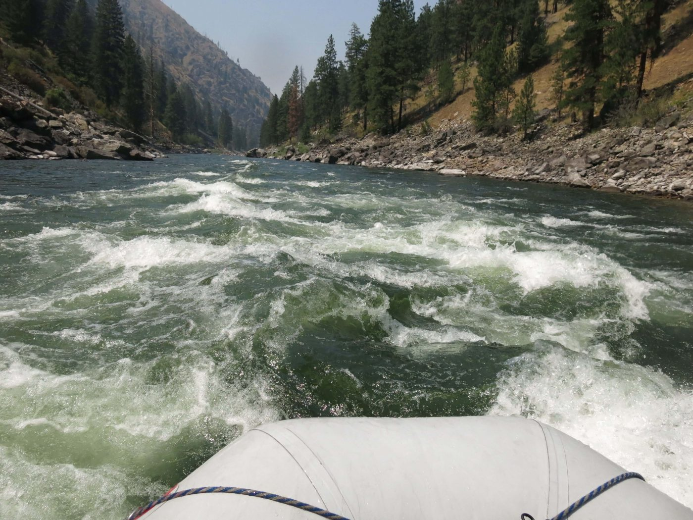 Washington Whitewater Rafting Day Trips | Rafting America
