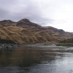 Lower Salmon River Scenery