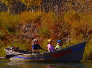 Autumn Fly Fishing on the Salmon River