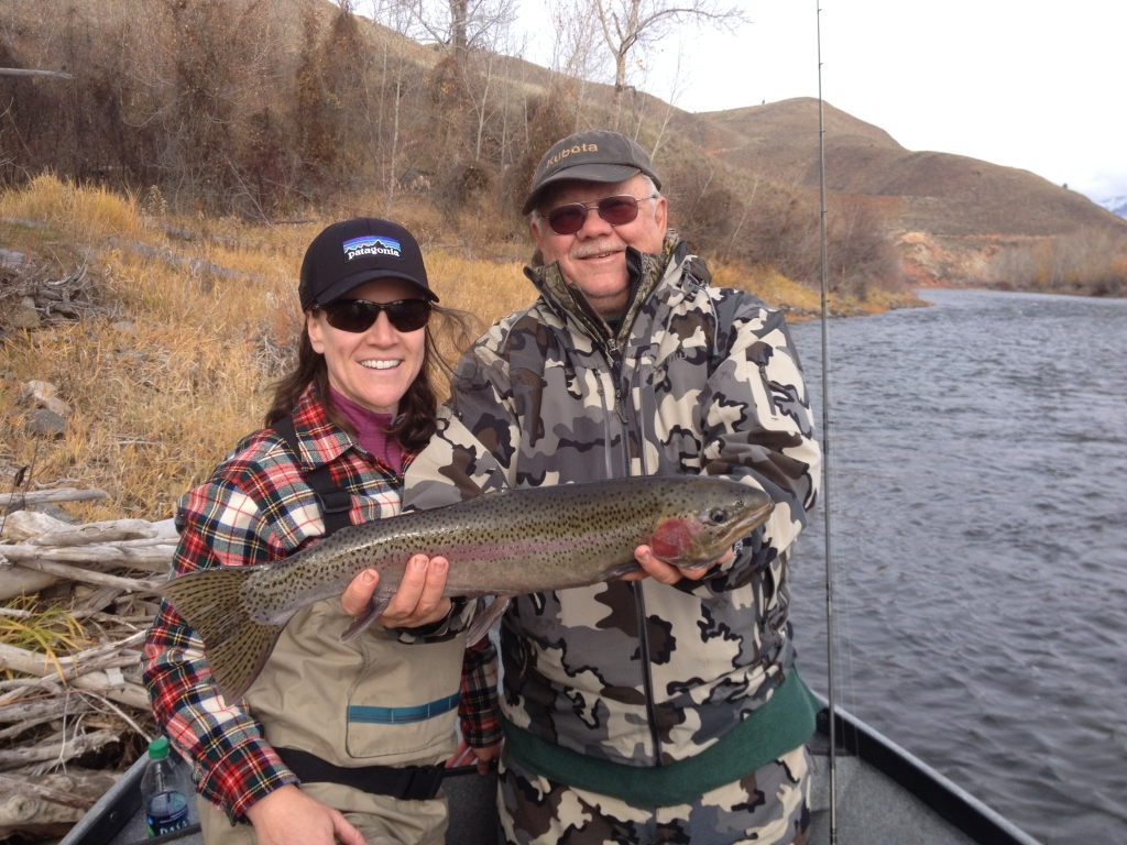 steelhead salmon idaho