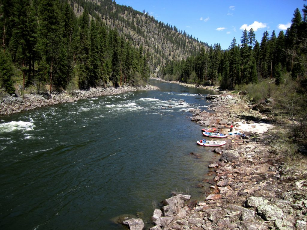 Main Salmon River