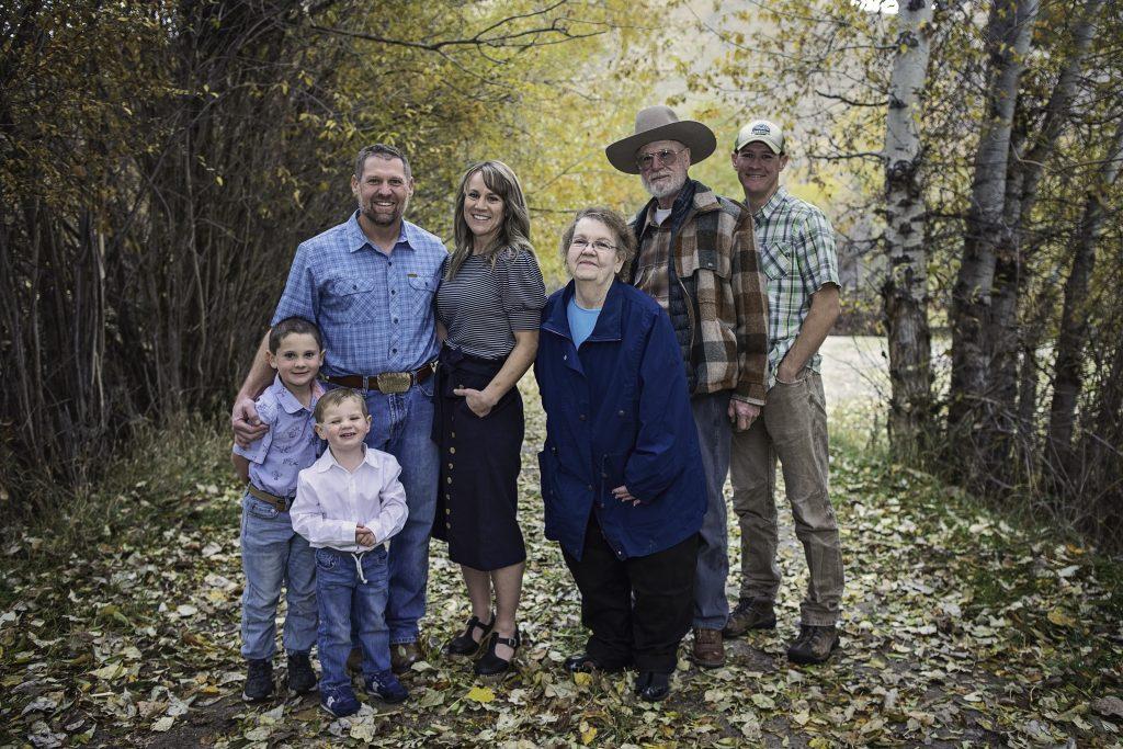 Aggipah Bernt family